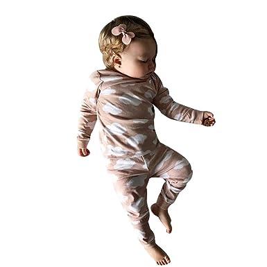 305bc25d2 Amazon.com  Keliay Toddler Kids Baby Boy Girl Cloud T-Shirt Tops+ ...