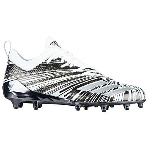 成り立つ文明化哲学的(アディダス) adidas adiZero 5-Star 7.0 Metallic メンズ フットボール?アメフトシューズ [並行輸入品]