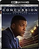 Concussion  [4K Ultra HD + Digital Copy] [Blu-ray] (Bilingual)