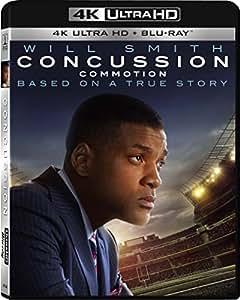 Concussion  [4K Ultra HD + Digital Copy] [Blu-ray] (Bilingual)