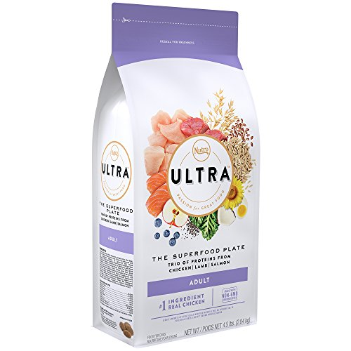 Nutro Ultra Adult Dry Dog Food With A Trio Of Proteins From Chicken,...