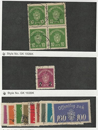Norway rare stamps for philatelists and other buyers ~ MegaMinistore