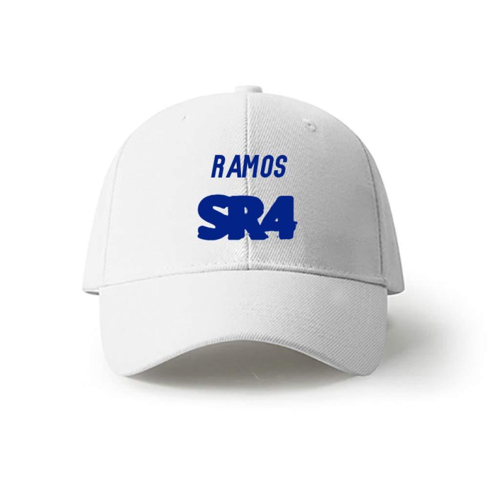 WEII Gorra de b/éisbol del fan/ático del f/útbol Estrella de Visera de los Deportes al Aire Libre con Sombrero del Bordado de la Letra