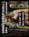 Zombie Pinup Girls 2014 Calendar, , 1611990823
