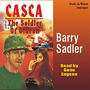 Casca: Soldier of Gideon: Casca Series #20 Audiobook