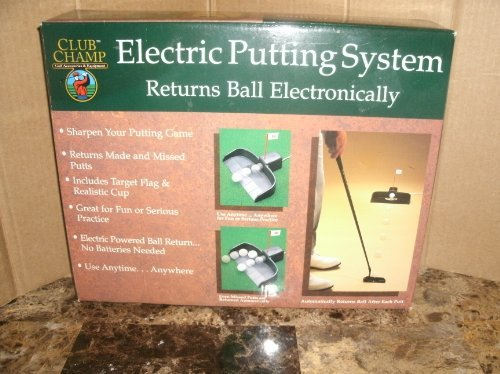 Electric Putting System – Parfect Golf Necessities