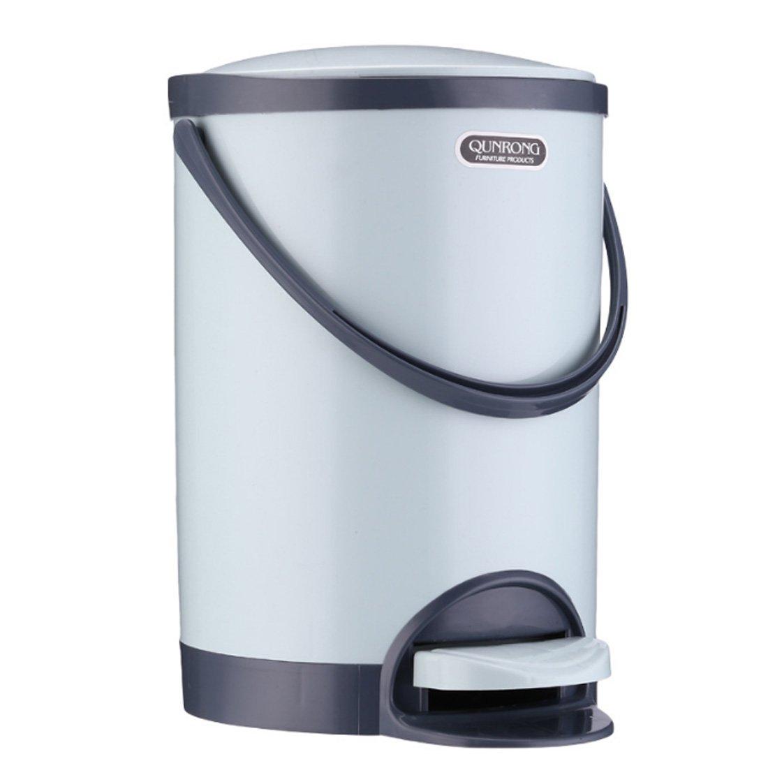 Amazon.com: Lingxuinfo 8.5L Plastic Office Bathroom Kitchen Step ...