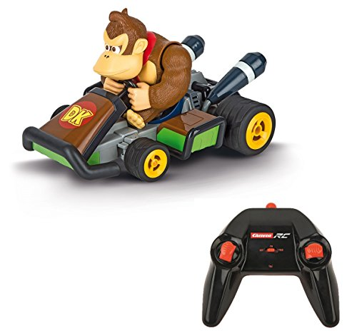 16 Mario Kart, Donkey Kong-Race Kart, 2.4 GHz (Mario Kart Radio)