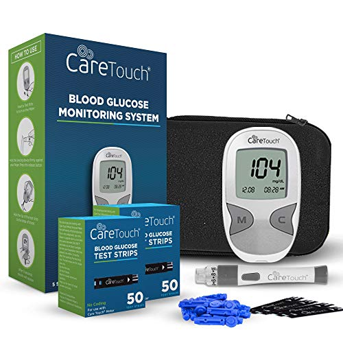 Care Touch Diabetes Testing