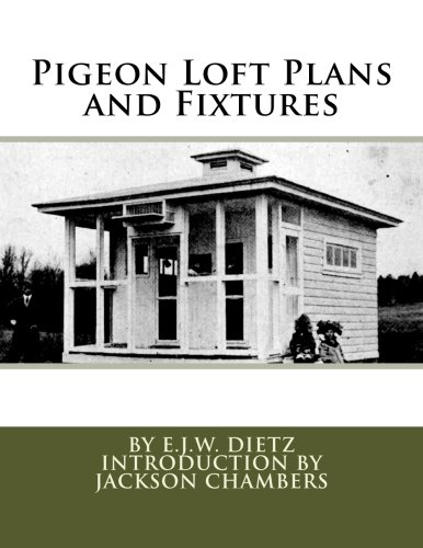 Pigeon Loft Plans and Fixtures