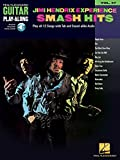 Guitar Play-Along Volume 47 Jimi Hendrix Experience Smash Hits Gtr Tab