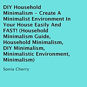 DIY Household Minimalism Audiobook