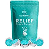 Essential Oil Shower Steamer Set, 15 Mint and