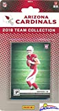 cardinals football cards - Arizona Cardinals 2018 Panini NFL Football Factory Sealed Limited Edition 13 Card Complete Team Set with CANVAS Rookie of JOSH ROSEN & David Johnson, Larry Fitzgerald, Adrian Peterson & More! WOWZZER