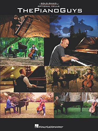 The Piano Guys - Solo Piano Optional Cello