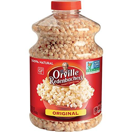 s Gourmet Popcorn Kernels, Original Yellow, 30 oz (Orville Redenbacher Oil)