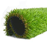 Ardwolf Turf Artificial Grass Lawn Indoor/Outdoor Perfect for Gardens/landscapes/balcony/backyard (6.6 ft X 13 ft = 86 sqf)