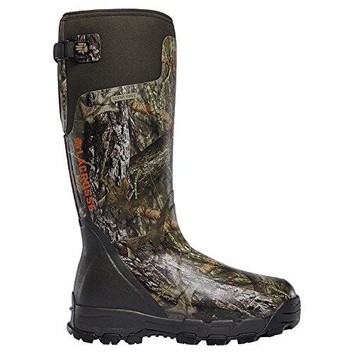 (Lacrosse Alphaburly Pro 18IN 1000G Boot - Men's Mossy Oak Break-Up Country 6)