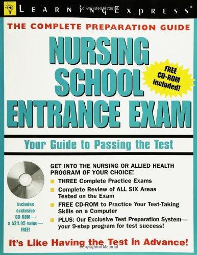Nursing School Entrance Exam