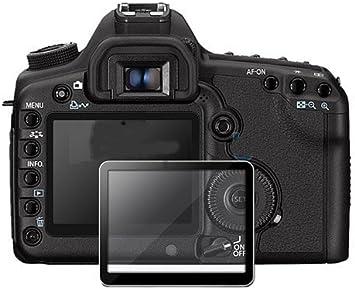 PROTECTOR DE PANTALLA DE CRISTAL para Nikon D3200 DSLR cámara ...