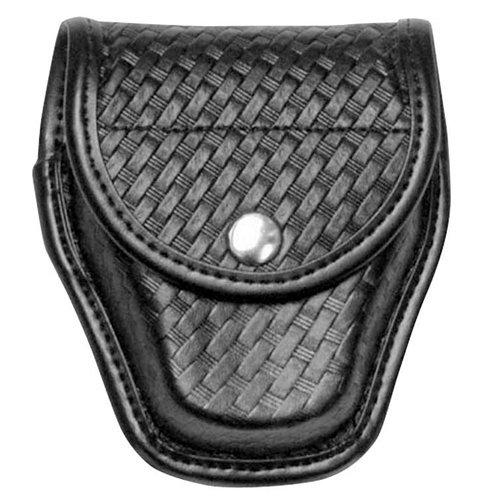 Bianchi Accumold Elite 7900 Chrome Snap Covered Cuff Case by Bianchi AccuMold (Chrome Cuff)