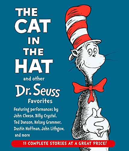Book cover from The Cat in the Hat and Other Dr. Seuss Favorites by Dr. Seuss