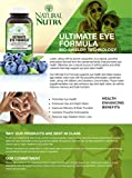 Natural Nutra Ultimate Eye Formula with Lutein Blueberry and Bilberry Extract Macular Degeneration and Night Vision Supplement 60 Capsules Discount