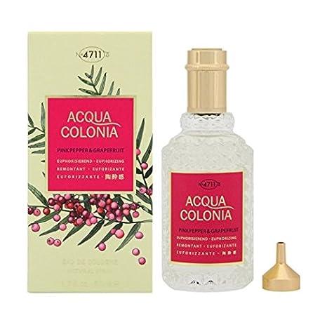 アクアコロニアブラッドオレンジ&バジル 4711 (男女兼用香水) EDC 50ml