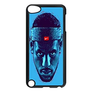 LeBron James King Nike Swoosh Logo Art Head NBA HEAT Cleveland Cavaliers phone case for Ipod Touch 5 case TSL222248
