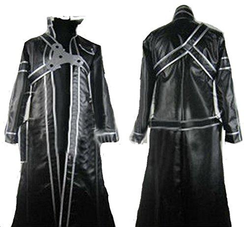 Kirito Cosplay Costume Australia (Sword Art Online Kazuto Kirigaya kirito cosplay costume)