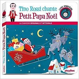 Amazon Fr Livre Musical Tino Rossi Chante Petit Papa