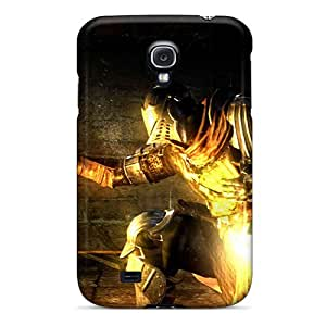 Hard Protect Phone Cases For Samsung Galaxy S4 (pol16366PrUP) Support Personal Customs Stylish Dark Souls Series