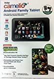 BUNDLE Vivatar Camelio Android Family Tablet CAM740 with Teenage Mutant Ninja Turtles Personalization Kit