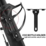 Dilwe CO2 Cartridge Holder Bracket Portable and