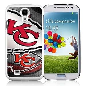NFL Kansas City Chiefs Samsung Galaxy S4 I9500 Case Hot By zeroCase WANGJING JINDA