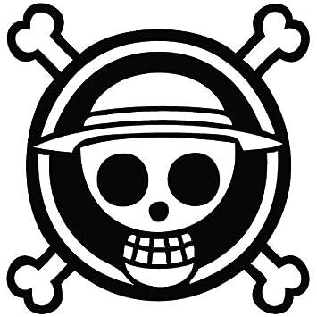 Gambar Amazon Piece Anime Logo Cartoon Decal Vinyl Jpeg Png