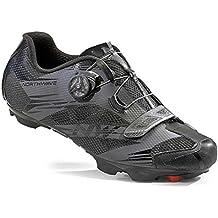 Northwave Man MTB XC Shoes Scorpius 2 Plus Wide Black/Anthracite Grey