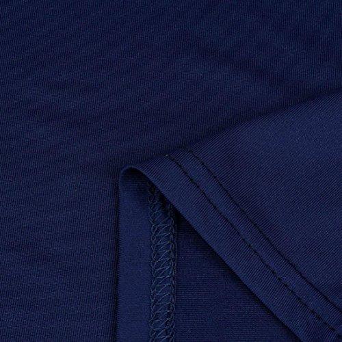 Vestidos premamá sólido Vestido premamá verano para Vestido maternidad Armada de de casual Vestidos sin embarazadas enfermería Amlaiworld mangas 6g1n8xZ