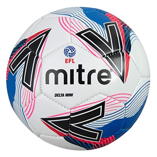 Mitre Delta Mini – Balón de fútbol Unisex Adulto