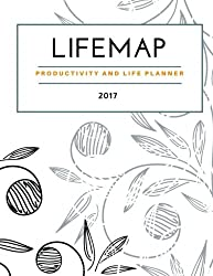 LIFEMAP Productivity & Life Planner 2017