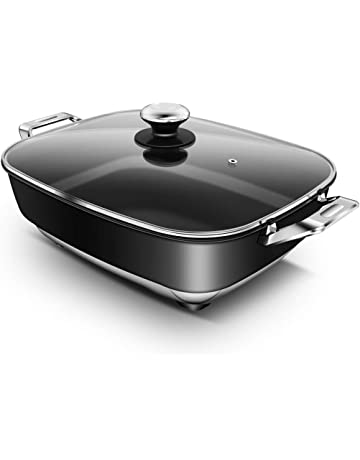 Amazon.co.uk: Electric Skillets: Home & Kitchen