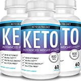 Keto Ultra Diet - Advanced Weight Loss - Ketosis Supplement (3 Month Supply)
