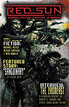 Red Sun Magazine #2 by [Reyes, Michael, Lantgen, Alexis, Howels, Ben, Weir, Kevin]