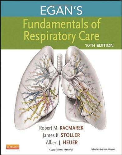 Egan\'s Fundamentals of Respiratory Care, 10e: 9780323082037 ...