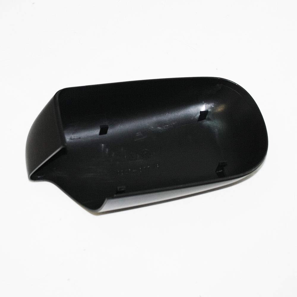 CarJoy 7600 Rechts Au/ßenspiegel Seitenspiegel Spiegelkappe Abdeckung f/ür 5 Serie E39 von 1995 bis 2004 OEM:51168165116