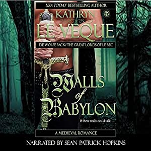 Walls of Babylon: De Wolfe Pack/Great Lords of le Bec Hörbuch