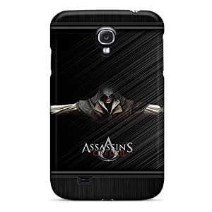 High-end Case Cover Protector For Galaxy S4(assassins Creed)