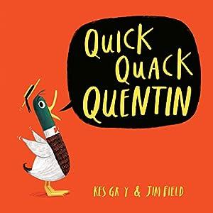Quick Quack Quentin Audiobook