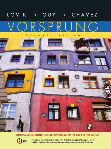 "Bundle: Vorsprung, Enhanced Edition, 2nd + iLrnâ""¢ Heinle Learning Center 3-Semester Printed Access Card"