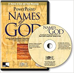 Names of God (PowerPoint Presentation) (PowerPoint